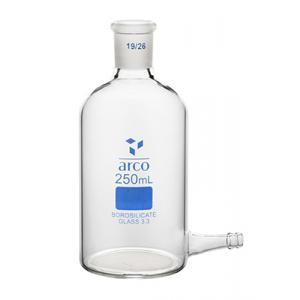 Arco Aspirator Bottles, Borosilicate 3.3, Capacity - 250ml