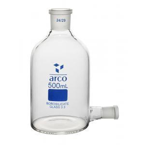 Arco Aspirator Bottles, Borosilicate 3.3, Capacity-1000 ml